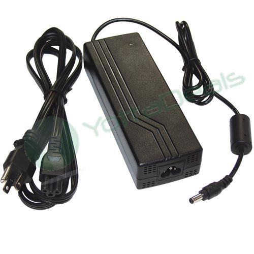 HP FS043UA AC Adapter Power Cord Supply Charger Cable DC adaptor poweradapter powersupply powercord powercharger 4 laptop notebook
