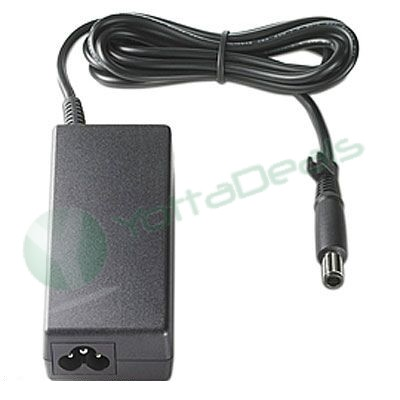 HP FQ757AAR AC Adapter Power Cord Supply Charger Cable DC adaptor poweradapter powersupply powercord powercharger 4 laptop notebook